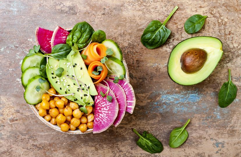 Gesundes Essen zur Gewichtsreduktion Bilder