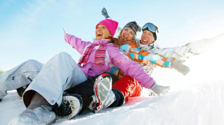 In Bewegung bleiben: Sport im Winter