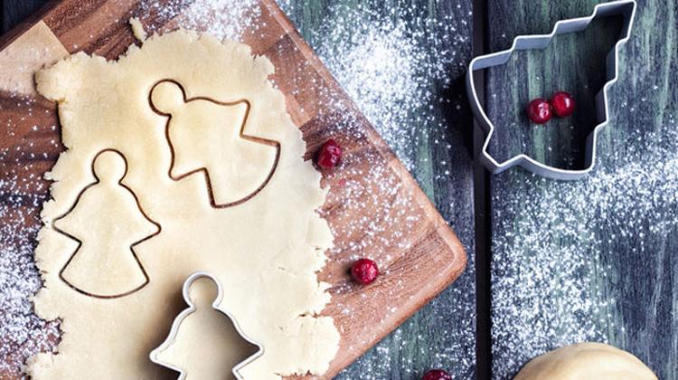 Weihnachtliches Backen mit gesund & aktiv