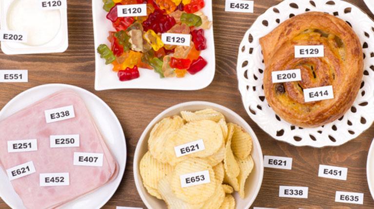 Zusatzstoffe In Lebensmitteln