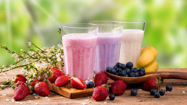 Abnehmen mit Protein-Shakes