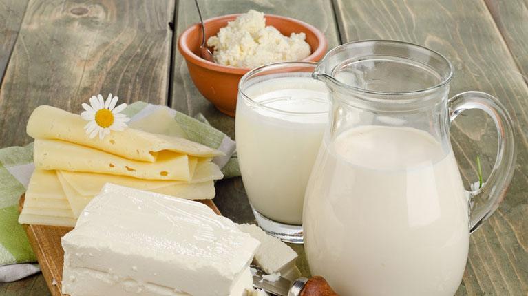 Milchprodukte - verträglich oder nicht?