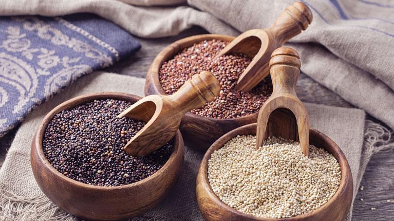 Quinoa und das Glückshormon Serotonin