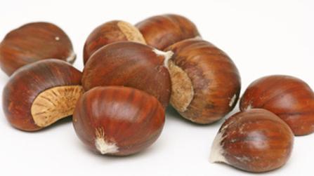 Maronen, die gesunden Nüsse