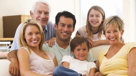 Mit gesund & aktiv die ganze Familie gesund ernähren