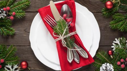 Ein Weihnachtsmenü mit gesund & aktiv
