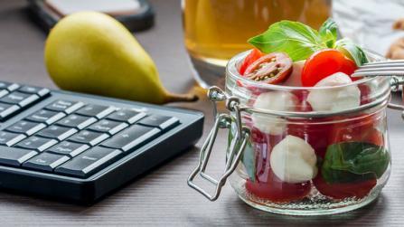gesund & aktiv - auch im Büro