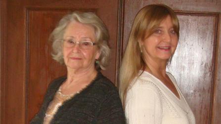 Mutter und Tochter - gemeinsam zu mehr Vitalität