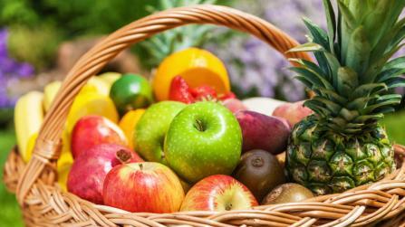 Richtiges Lagern von Obst und Gemüse